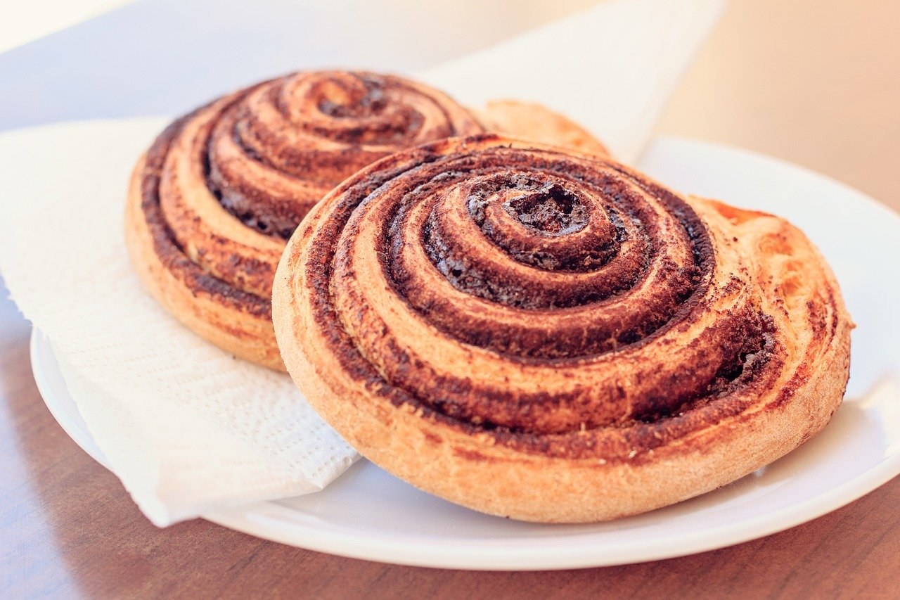 baking, pastries, puff pastry